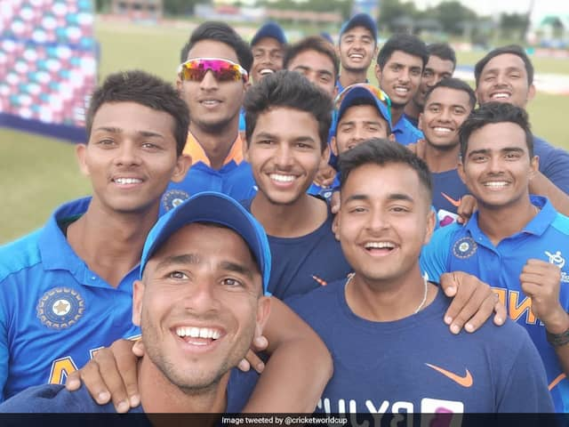 U-19 World Cup Final:  Sachin Tendulkars Message For Indian Team Ahead Of Bangladesh Clash
