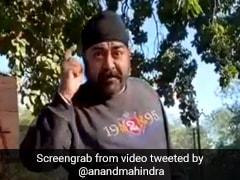 सरदार जी ने गजब अंदाज में की शायरी, आनंद महिंद्रा भी देखकर हुए हैरान, बोले- 'आ जाएगी मुस्कान...' देखें Video