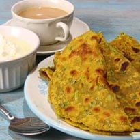 High Protein Diet: This <i>Methi-Paneer Paratha</i> May Work Wonders To Manage Diabetes