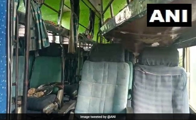Four Engineers Suspended For Dereliction Of Duty Over Odisha Bus Accident