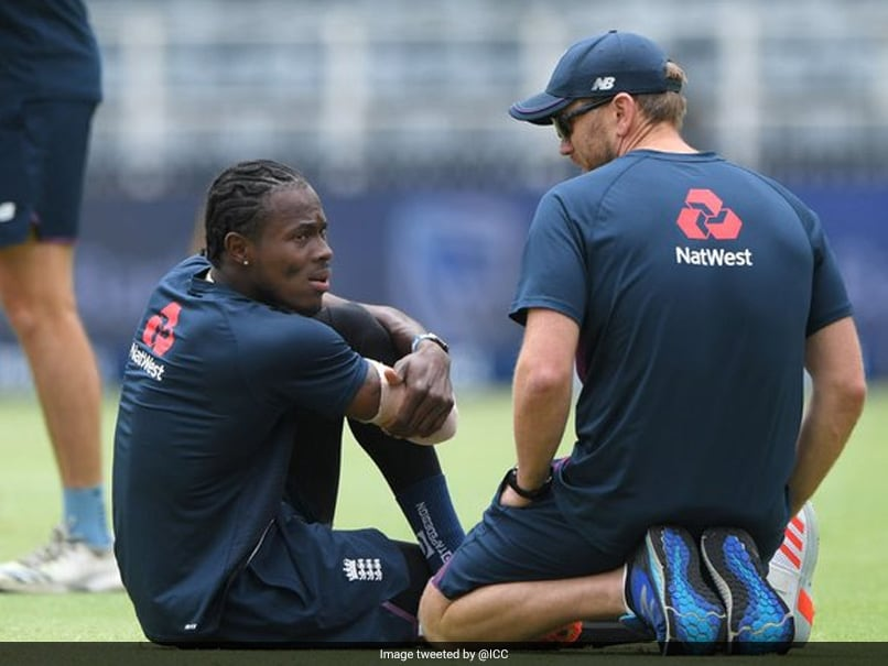 Jofra Archer Ruled Out Of Indian Premier League Due To Stress Fracture