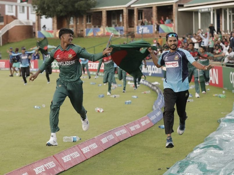 India Under-19 Team Manager Says ICC Will Take Note Of Bangladeshs Aggressive Celebration