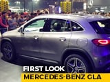 Video: Mercedes-Benz GLA First Look