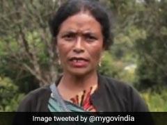 Meghalaya Woman Who Led Turmeric Farming Movement Receives Padma Shri
