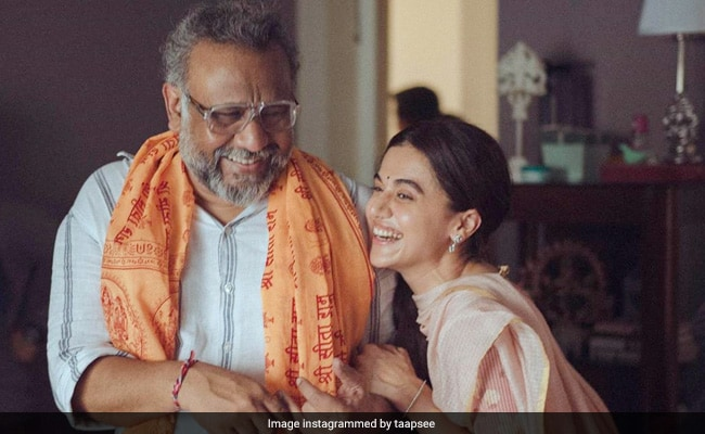 Thappad: 'Biggest Fan' Taapsee Pannu Wrote Director Anubhav Sinha This Note