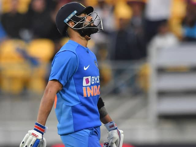 Virat Kohli Loses His Wicket For Record 9th Time Across Formats Against Tim Southee