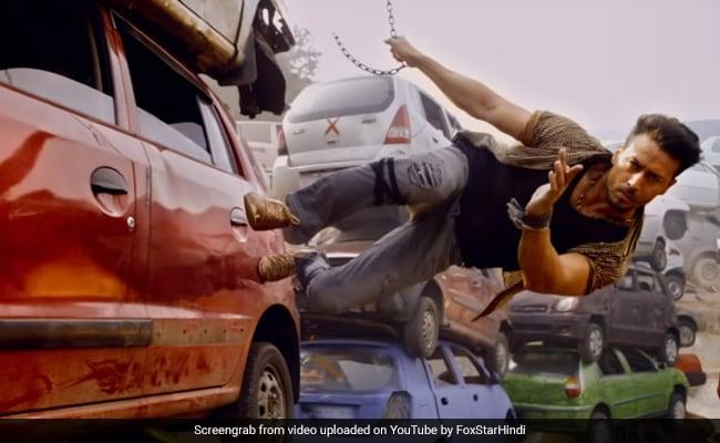 After Baaghi 3 Trailer, Twitter Calls Tiger Shroff 'Sasta Captain America'