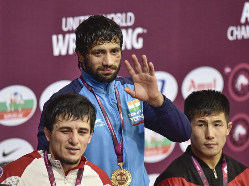 Asian Wrestling Championship: Ravi Dahiya Wins Gold, Bajrang Punia Gets Silver