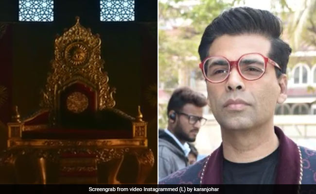 Takht: Karan Johar's Film To Release On This Date