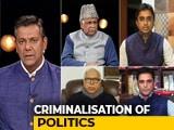 Video: Supreme Court's Clean-Up Order On Criminalisation Of Politics