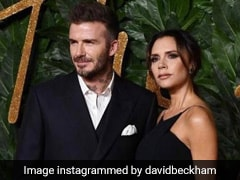 David Beckham Still Has A Keepsake From His First Meeting With Victoria