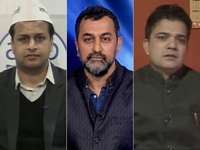 Video : Results Vindication Of Party Efforts, Says AAP; BJP Says Freebies Helped Them