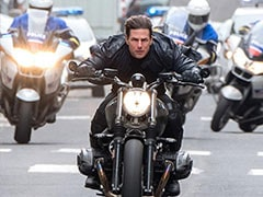 Tom Cruise's 'Mission:Impossible 7' Halts Italy Shooting Over Coronavirus