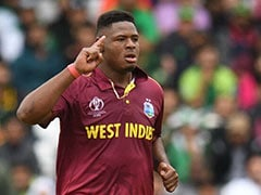West Indies Fast Bowler Involved In Car Accident, Escapes Major Injury