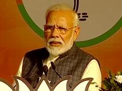 Delhi Polls 2020: पीएम मोदी ने अरविंद केजरीवाल पर साधा निशाना, कहा - आपने सिर्फ गरीबों का हक ही मारा है