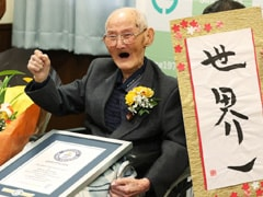 112-Year-Old Japanese Man Crowned As World's Oldest Male
