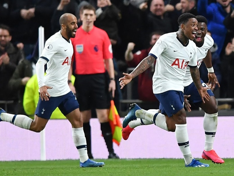Premier League: Tottenham Hotspur Down Manchester City To Climb To Fifth In Table