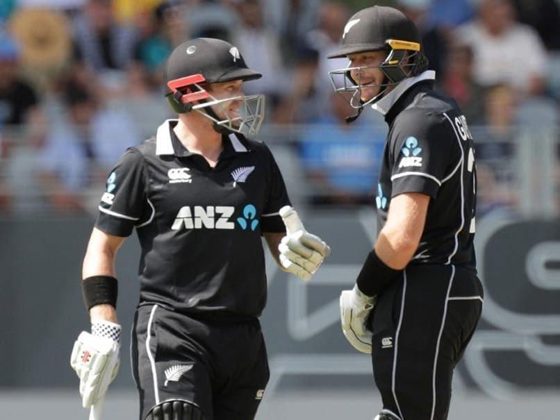 NZ vs IND 3rd ODI Highlights: गप्टिल, निकोल्स और ग्रैंडहोम ने जड़े अर्धशतक, वनडे सीरीज में न्यूजीलैंड ने टीम इंडिया का किया 'सफाया.