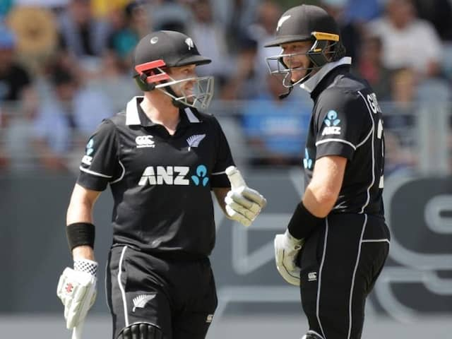 New Zealand vs India 3rd ODI Highlights: New Zealand Beat India By 5 Wickets To Clean Sweep Series