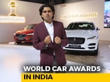 Video: World Car Awards In India