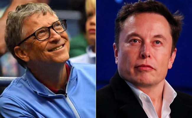 Bill Gates Praises Elon Musk While Admitting He's 'Not A Mars Person'