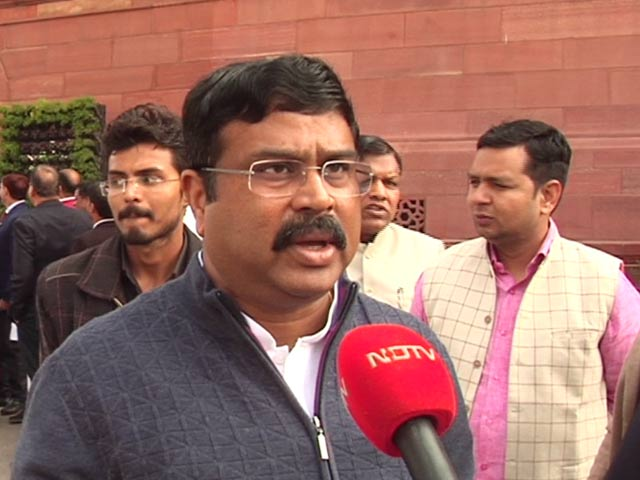 Video : Budget Is Pro-Poor, Intended To Help Middle Class: Union Minister Dharmendra Pradhan