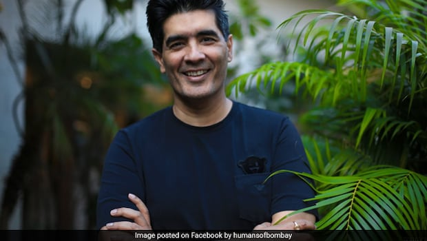 Manish Malhotra Could Not Concentrate On Work. Blame It On That Chocolaty Dessert!