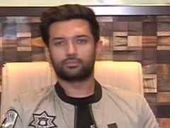 """Action Against BJP Leaders Guilty Of Hate Speech"": Chirag Paswan To NDTV"