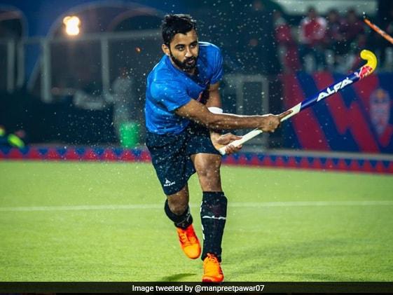 भारतीय हॉकी कप्तान मनप्रीत सिंह ने जीता बड़ा अंतरराष्ट्रीय पुरस्कार, पहले भारतीय बने