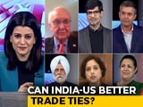 Video : 'Namo'ste Trump: Opportunity Or Optics?