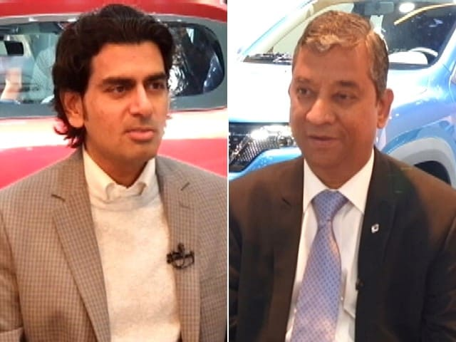 Sponsored: In Conversation With Venkatram Mamillapalle, CEO & MD, Renault India
