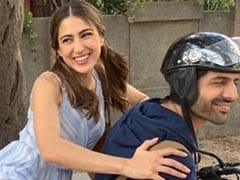 Sara Ali Khan Is A Poet And Everyone Knows It. See Her <i>Love Aaj Kal</i> Post