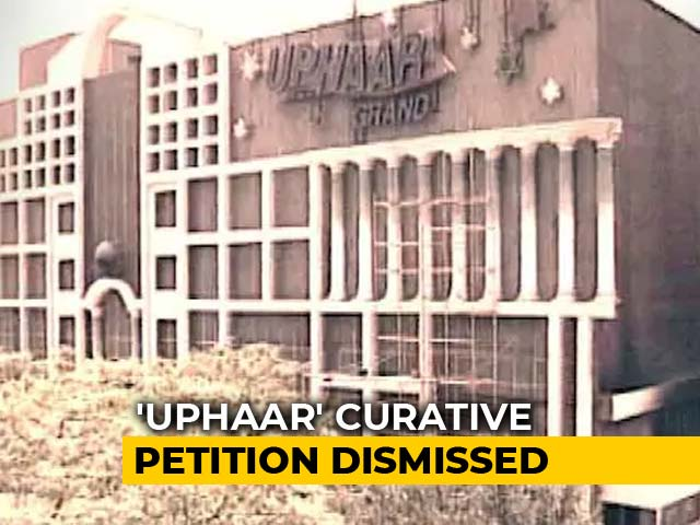 Video : Uphaar Fire: No Further Jail Term For Ansals, Supreme Court Rejects Plea
