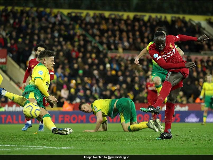 Liverpool Edge Past Norwich, Open Up 25-Point Premier League Lead