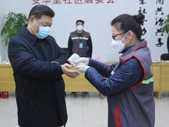 Coronavirus Kills Over 1,000 In China. Xi, In Face Mask, Visits Hospital