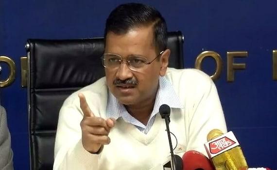 Arvind Kejriwal's Response On AAP Leader's Alleged Role In Delhi Violence