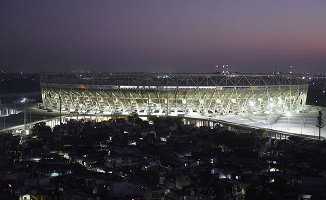 As Trump Visits, Floodlight On 700-Crore Cricket Stadium, World's Biggest