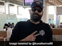 """Love Vistara"", Says Kunal Kamra, Allowed To Fly Amid Ban By 4 Airlines"