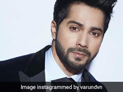 Varun Dhawan Rings In 33rd Birthday With Quarantine Birthday Cake (See Pics Inside)