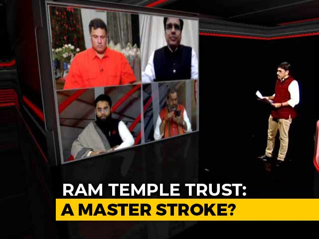 Video : Ram Temple Trust: A Master Stroke?