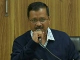 "Video : ""Delhi Situation Alarming, Army Should Be Called In"": Arvind Kejriwal"