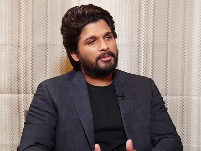 Allu Arjun Answers Fan Questions On NDTV