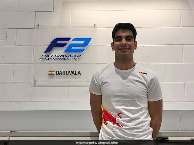Red Bull Sign Jehan Daruvala, Indian Set For Maiden F2 Stint