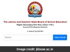 JKBOSE 11th Result: कश्मीर डिवीजन की 11वीं की सालाना परीक्षा का रिजल्ट जारी, इस लिंक से करें चेक