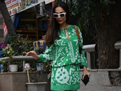 Opt For Fun Prints This February Like Malaika Arora