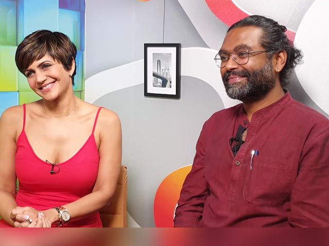Video : Mandira Bedi And Satyadev Barman On Their Book 'Happy For No Reason' And More