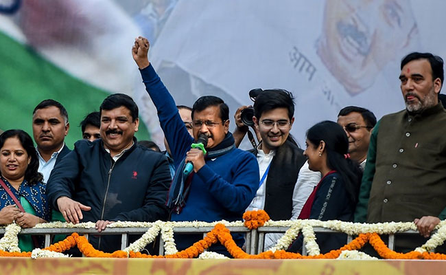 ''Politics Of Work'': After Delhi, AAP Launches National Outreach Programme
