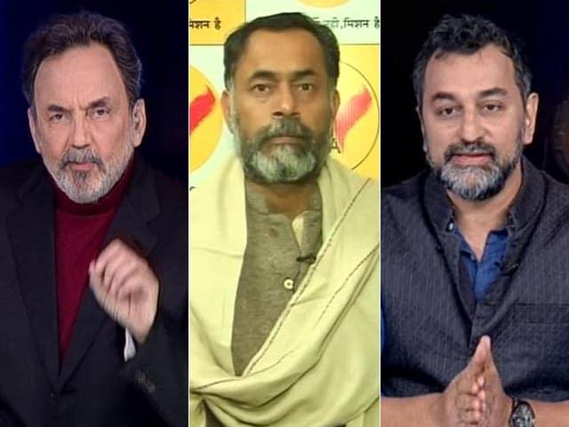 Video : Does Yogendra Yadav Regret Leaving AAP? What He Said
