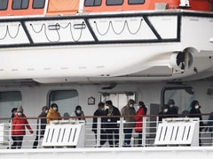 Coronavirus: Nearly 500 To Leave Quarantined Japan Ship On Wednesday