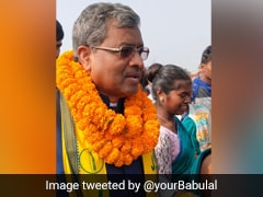 Babulal Marandi Elected As Jharkhand BJP's Legislative Party Leader